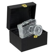Fotodiox Crystal Camera Model Replica of Leica M9 Camera w/ Summicron 28mm