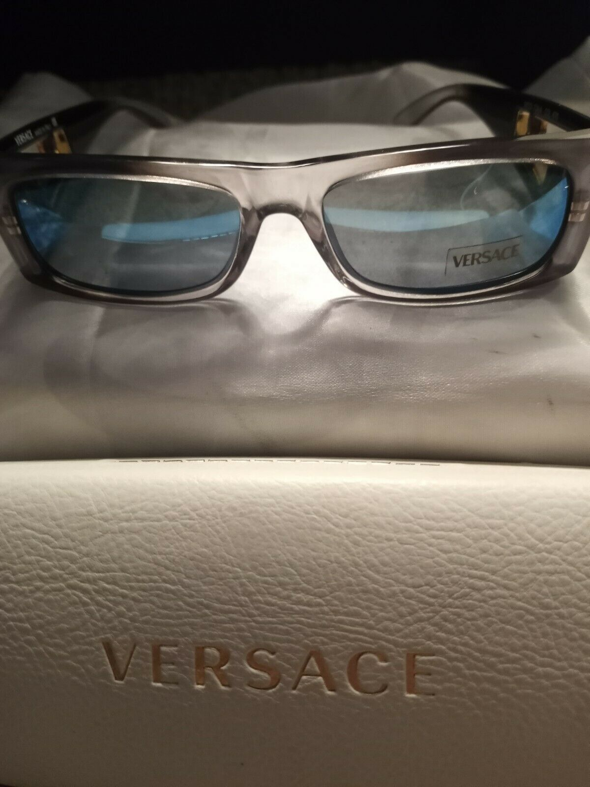 Rare vintage gianni versace sunglasses in perfect… - image 4