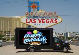 Image Is Loading Personalised Las Vegas Birthday Card