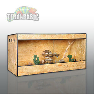 Holz-Terrarium-120-x-60-x-60-cm-Seitenbelueftung-OSB-RepCage-PRO