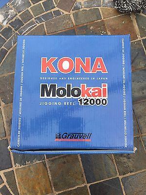Stationärrolle Grauvell Kona Molokai 12000