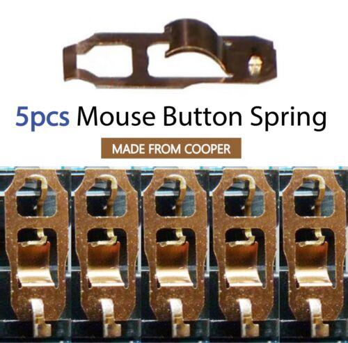 spring fix double click fit Logitech mouse G-PPD-001 G903 M187BK M325C M165