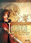 Die Legende der Drachenritter 12. Ellys von Ange (2012, Gebundene Ausgabe)
