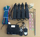 Remote Auto Car Control Keyless Entry Central Door Lock Locks Locking Kit System