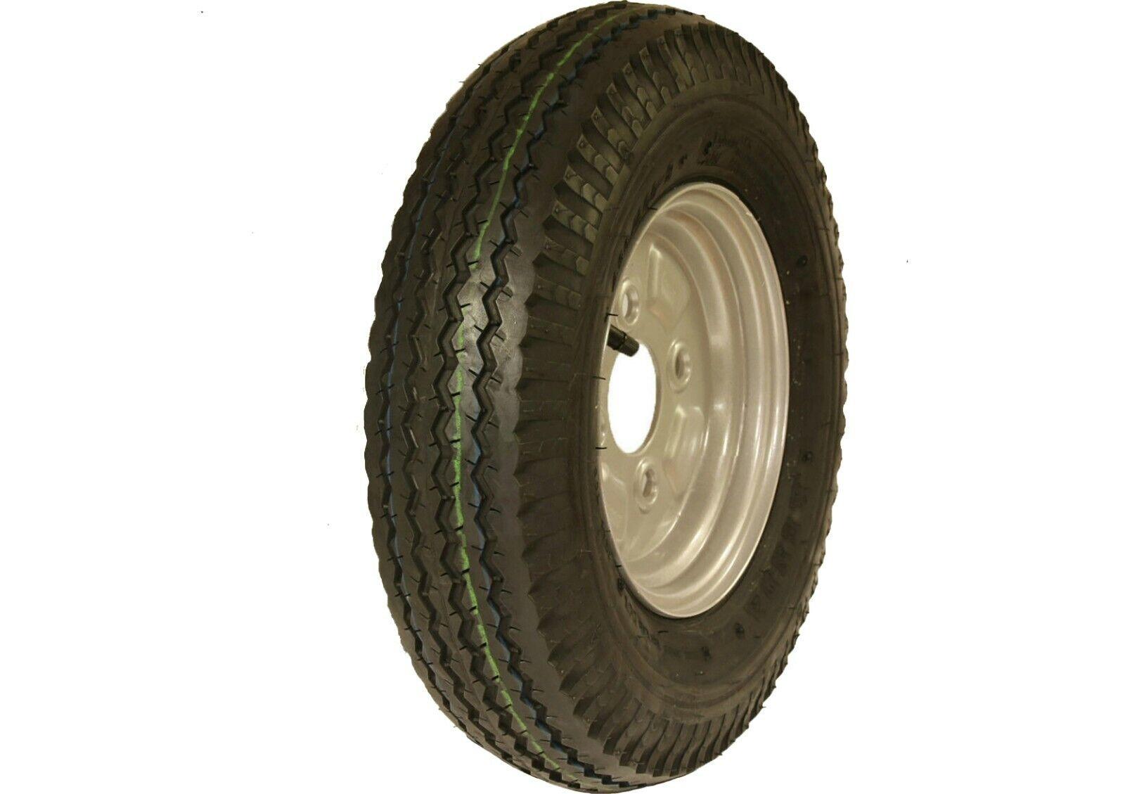 4.80 4.00-8 Straße Legal,High Speed Wheels 338kgs,400 8 6-fädrig 4 Pcd Je 265kgs