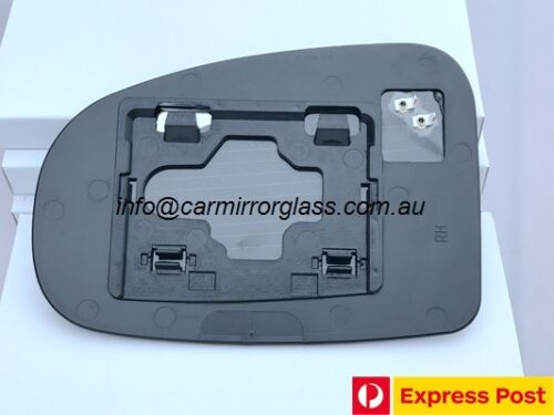 RIGHT DRIVER SIDE MIRROR GLASS FOR TOYOTA PRIUS ZVW30 2009-2011