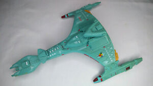 Vintage-1993-Playmates-Star-Trek-Next-Gen-Klingon-Vor-039-cha-Class-Attack-Cruiser