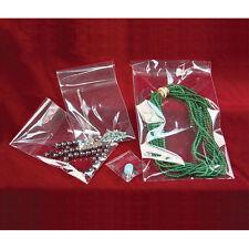 Opp Bags Ultra Clear Bags Cello Lip Tape Self Adhesive Seal Plastic Bag 15mil