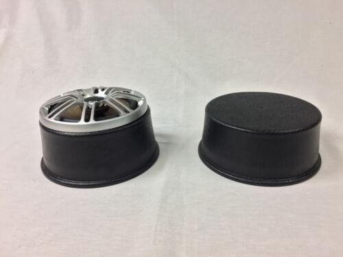 Flat 5.25 Speaker Pods Round Full Bottom Universal No Flange