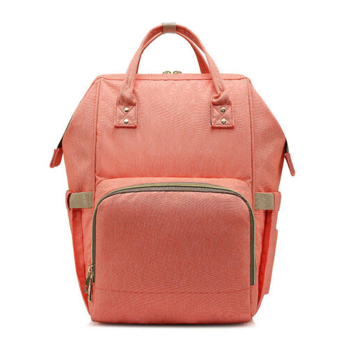 Big Nappy Diaper Mummy Bag Multifunctional Travel Backpack waterproof Baby Bag