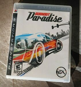 BURNOUT-PARADISE-PS3-PLAYSTATION-VIDEO-GAME-EA-with-Manual