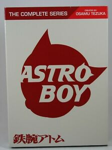 Astro-Boy-The-Complete-Series-DVD-BRAND-NEW-2003-Slipcover-Anime-50-episodes