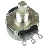 Clarostat 2.5k 2watt Linear Taper Potentiometer ¼ X 0.35 L Shaft