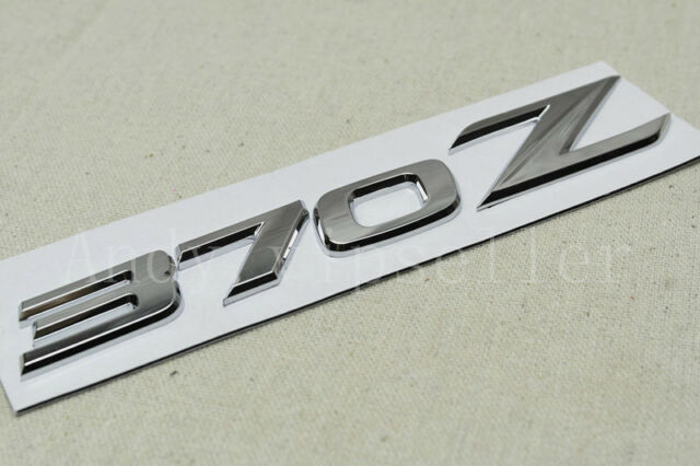 1Pcs Car Metal Large Silvery SRT Auto Body Rear Trunk Lid Sticker Badge Emblems