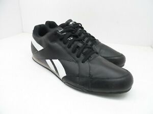 reebok men's classic leather athletic casual shoe t3 pvn