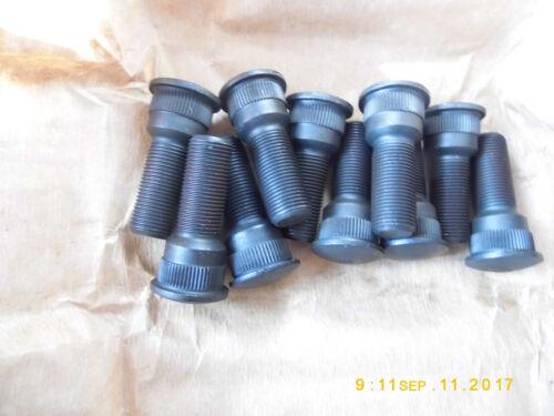 1 Unimog perno de rueda DB nº 4044010071//pieza original 404,403,406,407,411,413,421u.a