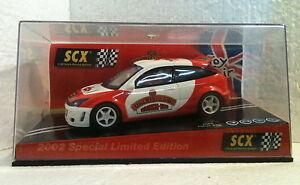 Scx Scalextric Espagne Ford 60920 Bachmann e Londres Focus 2002 Du Qq L Salon Jouet À nqax16U
