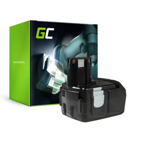 Elektrowerkzeug Akku für Hitachi DS18DVB2 DS18DVB2K DS18DVF3 DV18DCL 2.5 Ah