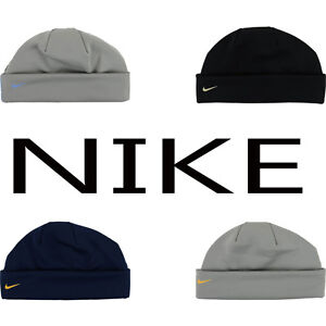 Nike-Therma-FIT-Team-Knit-Men-039-s-Beanie-Hat