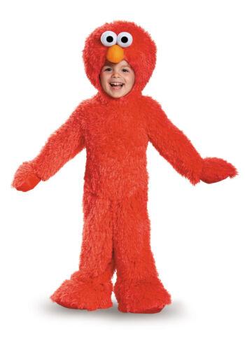 Elmo Sesame Street Deluxe Infant//Toddler Costume