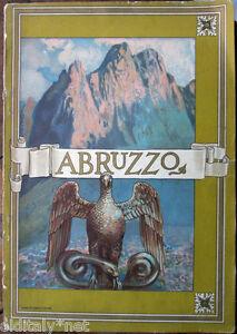 1910-ABRUZZO-Guide-Regionali-Illustrate-Ferrovie-dello-Stato-di-Giuseppe-Cellini