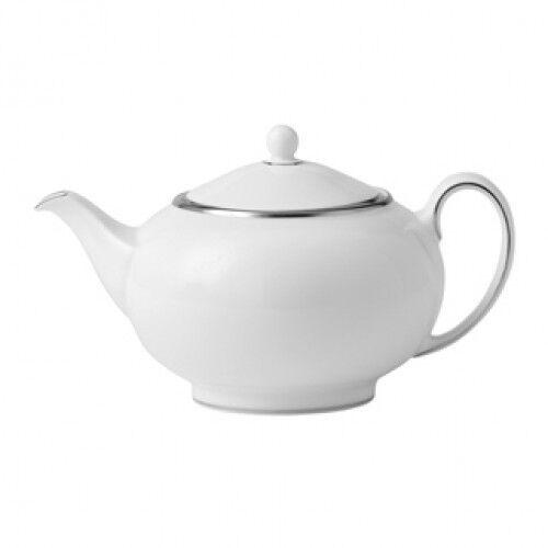 Wedgwood Dinnerware Sterling théière porcelaine neuf avec étiquette