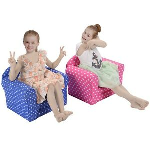 Baby-Kids-Sofa-Armrest-Chair-Couch-Children-Living-Room-Toddler-Furniture-US