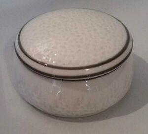 Belle Bonbonnière Porcelaine De Limoges Vert Céladon Isisjfhp-07232314-453000225
