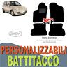 PER FIAT SEICENTO TAPPETINI AUTO SU MISURA IN MOQUETTE CON BATTITACCO | EASY