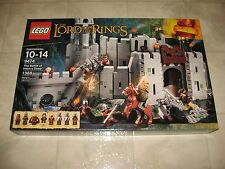 LEGO 9474 Lord of the Rings The Battle Of Helm's Deep Theoden Rohan BRAND NEW