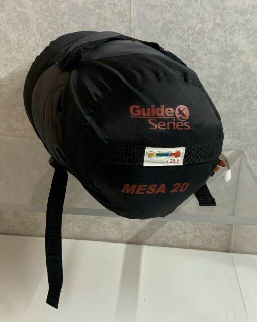 competitive price 98b81 b3cab Gander Mountain Guide Series Mesa 20 Sleeping Bag GREAT CONDITION!