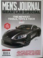Men's Journal Magazine Gear Lab Special 2017 - - Free Ship