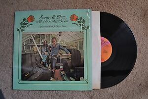 Sonny-amp-Cher-All-I-Ever-Need-Is-You-shrink-Rock-Record-lp-NM