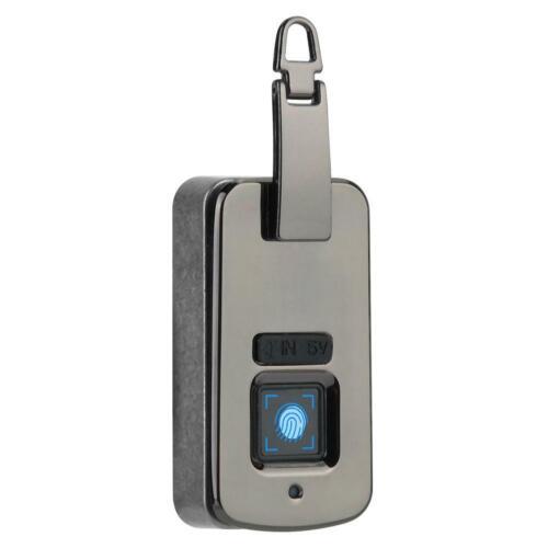 Fipilock Smart Fingerprint Keyless Padlock Biometric Security Electronic Padlock