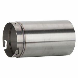 Burner Tube Alloy 601 90x1x160 Giersch 47-90-25058