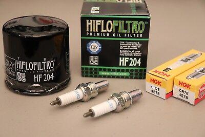 Kawasaki VForce 700 Tune Up Kit Spark Plugs Air Filter Oil Filter KFX700 KFX KVF