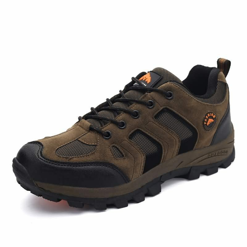 a8b9c413504 ... New Mens Trendy Hiking Hiking Hiking Shoes Outdoors Mountain Climbing  Trekking Athletic Shoes c093dc