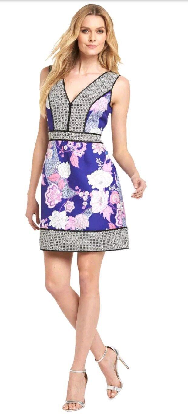 V By Very Jacquard Midi Dress Size 12 BNWT RRP