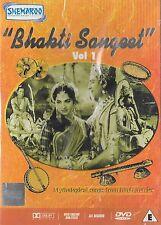 BHAKTI SANGEET VOL1 - BRAND NEW ORIGINAL SONGS DVD - FREE UK POST