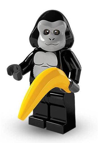 Sealed Foil Pouch Unopened LEGO® SERIES 3-8803-Gorilla Suit Guy-minifigure #12