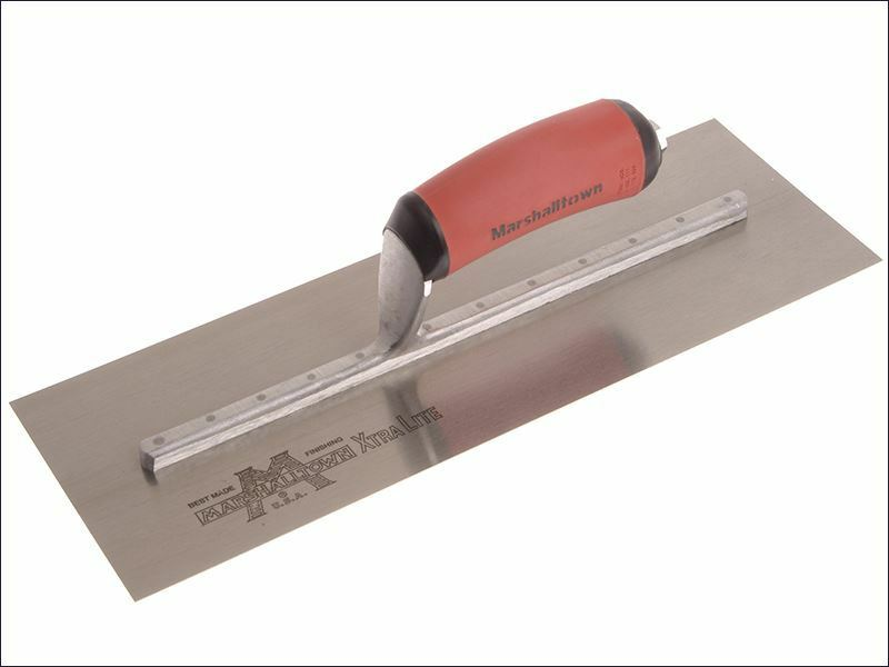 Marshalltown - MXS73D Cement Trowel DuraSoft Handle 14in x 4.3 4in - MXS73D