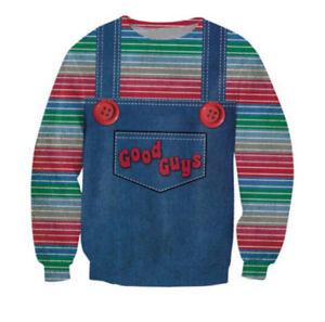 Women-Men-Fake-Bib-Straps-Funny-3D-Print-Casual-Sweatshirt-Hoodies-Pullover-5XL