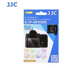 JJC GSP-GFX50S Optical GLASS LCD Screen Protector Film f FujiFiln GFX50S 9H FUJI
