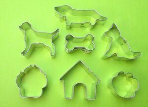 Miniature-Sugar-paste-Dog-Bone-Labrador-Sitting-Dog-Cat-cookie-Cutter
