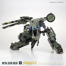 ThreeA 3A  METAL GEAR SOLID | REX HALF-SIZED EDITION - NIB -SEALED