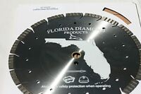 Diamond Blade 14 12mm Segment,for Cured Concrete,extreme Long Life,fits Stihl