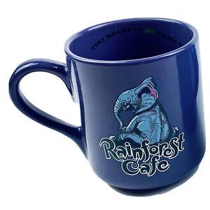 HTF-Rainforest-Cafe-Tuki-Makeeta-Elephant-Purple-Lg-Coffee-Mug-Cup-2000-Collect