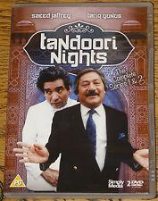 TANDOORI NIGHTS SERIES 1 & 2 1985-87 C4 R2 DVD IMMEDIATE DISPATCH
