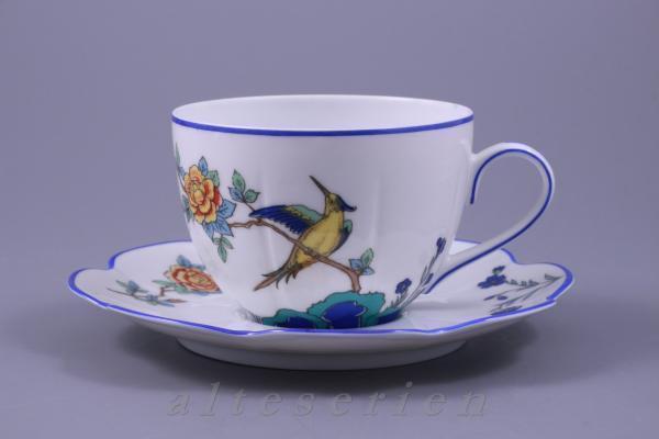 Kaffeetasse mit Untere Royal Limoges Nymphea Indiana    | Vorzugspreis