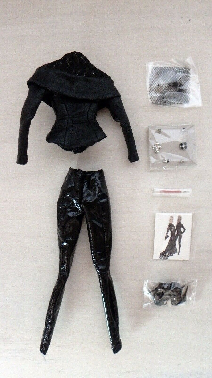Fashion Royalty Agness Von Weiss Giselle Diefendorf Sister Moguls Outfit Only